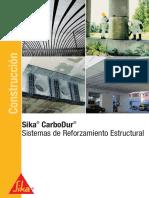 Sika CarboDur Sistemas de Reforzamiento Estructural.pdf