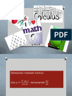 Kalkulus 2 Diferensial Logaritmik