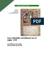 Ensayo Las Cofradias Sevillanas en El Siglo Xvi