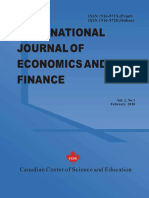 Corporate Governance Compliance and the Effects to Capital Structure