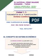 Sistemas Economicos Planificacion