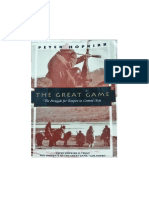 The Great Game_ the Struggle for Empire in Central Asia