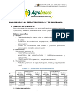 Analisis Del Plan Estrategico2013