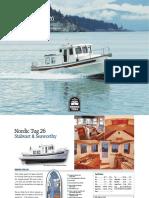 Nordic Tug 26 Brochure