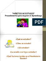 Taller Hábitos de Estudio Abril2017