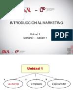 marketing teoria