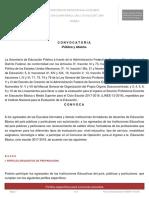Concurso de Oposicion Docente Ciudad_de_Mexico
