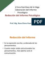 Redacción del Informe Clase 2 2014.pdf