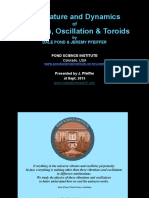 A presentation of The Nature and Dynamics of Vibration, Oscillation & Spin