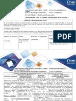 Guía de Actividades y Rúbrica de Evaluación. Fase 5_Unidad 3