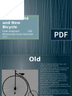 Difference Between Old and New Bicycle