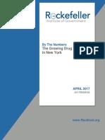 Rockefeller Drug report