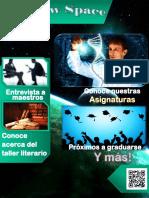 Revista Escolar New Space Jade