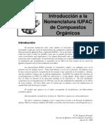 Introducción a la Nomenclatura IUPAC de compuestos organicos.pdf