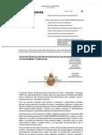 Comissão Nacional de Desenvolvimento Sustentável de Povos e Comunidades Tradicionais