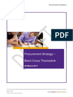 2017-04-24 Barnet Brent Cross - Thameslink Procurement Strategy