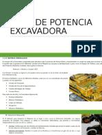 Tren de Potencia Excavadora