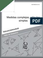 Solucionario Medidas Complejas Cálculos Simples 2017 OK