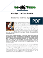 Cabrera Infante, Guillermo - Marilyn, La Flor Exotica.doc
