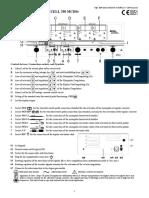 Alsa EXCELL 350MCD User Manual