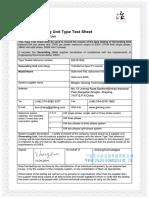 G59 Certificate