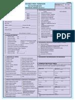 Fs059 Permisos de Trabajos No Rutinarios