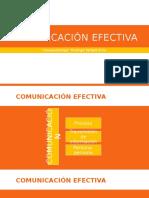 Comunicación Efectiva 2016