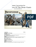 PZO9004 4 Fortress of the Stone Giants
