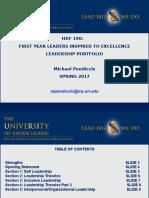 flite portfolio template