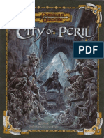 3.5 - Fantastic Locations - City of Peril
