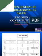 5- Regimen Contributivo en Salud
