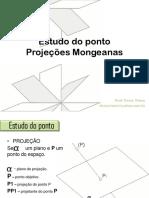 Estudo do ponto_Projeçoes Mongeanas.pdf
