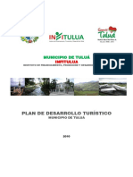 Municipio de Tuluá Infitulua Instituto de Financiamiento, Promoción y Desarrollo de Tuluá Plan de Desarrollo Turístico Municipio de Tuluá