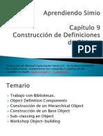 SimioWorkshop- Capítulo 9- Construcción de Objetos.pdf