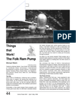 Folk Ram Pump