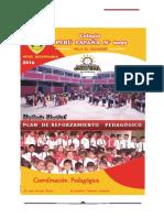 335097764 Plan Reforzamiento Pedagogico
