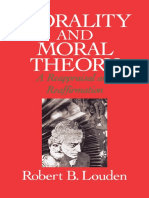 Moral Theory (Louden)