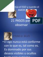 Cuando actúa el EGO y cuando el AMOR.pdf