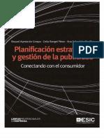Planificación Estratégica y Gestión de La Publicidad. Conectando