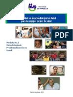 Modulo No.1 Metodologia de La Problematizacion en Salud - Copia