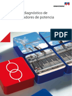 Power Transformer Testing Brochure ESP