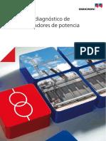 Power Transformer Testing Brochure ESP