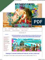 Detente Enemigo_ Coleccion de 6 Poderosas Oraciones de Proteccion Descargables.