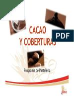 Semana 11PAST - Cacao y Chocolate