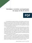 Metrópole e território, metropolização.pdf