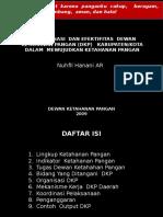 Optimalisasi Dan Efektifitas Dkp Daerah Ntb