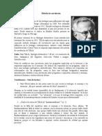 Ficha de Lectura Tillich