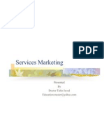 14746493 Services Marketing