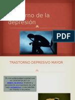 Trastorno de La Depresión