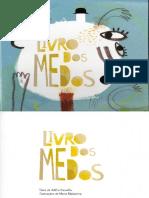 ZZ LIVRO INF PT O livro dos medos.pptx